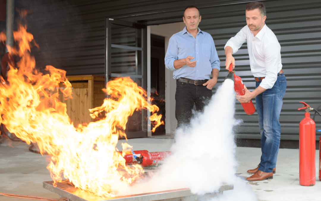 What Does an Office Fire Warden Do? Your Quick Guide